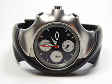 OAKLEY DETONATOR UHR WATCH ARMBANDUHR MINUTE MACHINE TIME BOMB GMT FUSEBOX BLADE