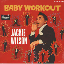 Jackie Wilson - Baby Workout (Vinyl LP - 1963 - UK - Reissue)