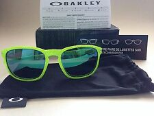 Oakley Enduro Sunglasses New Authentic Fingerprint Green Jade Retina Burn OO9223