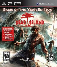 Dead Island - Game of the Year Edition - Playstation 3 Game