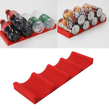 Novelty Fridge Can Wine Bottle Beer Rack Holder Mat Organiser Stacking Tidy Tool