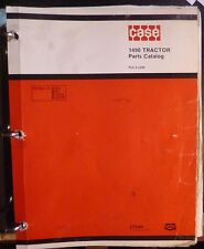 Case / David Bown Traktoren 1490 Ersatzteilkatalog