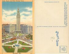 USA Public Square and Union Terminal Tower - Cleveland, Ohio (I-L 064)