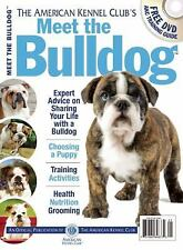 Meet the Bulldog (American Kennel Club's Meet the Breed) Book with DVD
