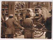 PHOTO ANCIENNE VINTAGE SNAPSHOT FETES HISTORIQUES A BRUGES 1925 OLD PHOTO