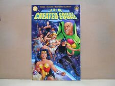 JLA: CREATED EQUAL #2 of 2 2000 PRESTIGE FORMAT DC Comics 9.0 VF/NM Uncertified