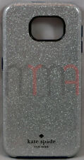 Kate Spade New York Flexible Hardshell For Samsung Galaxy S6 Silver Sparkle