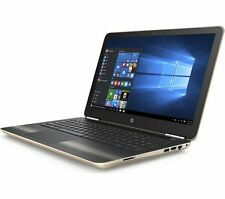 "HP Pavilion 15-AU185SA 15.6"" Intel Core i5-7200U 8GB A1/Z3D13EA 1TB HDD GOLD"