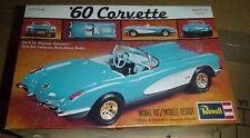 REVELL 1960 CORVETTE 1/25 MODEL CAR MOUNTAIN KIT FS
