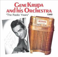 Radio Years, 1940 by Gene Krupa (CD, Jul-1996, Storyville)