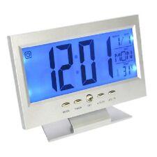 Sveglia Orologio Led Multifunzione DS-8082 Temperatura Illuminazione Display moc