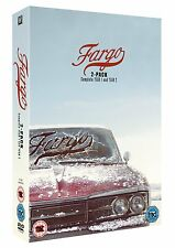Fargo – Complete Year 1 and 2 (Seasons 1&2) DVD Quirky Crime Drama