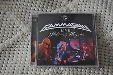 GAMMA RAY - Skeletons and Majesties Live 2CD brand new!!
