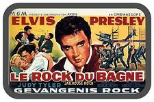 Elvis Presley movie poster repro  Novelty  Metal wall sign