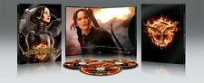 The Hunger Games Mockingjay w/ FABRIC poster!! blu-ray dvd bonuscontent target