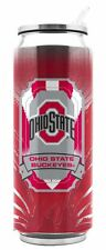 Ohio State Buckeyes Stainless Steel Thermo Can - 16.9oz [NEW] Tumbler Coffee