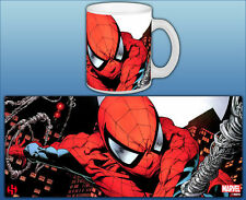 Spider-Man Tasse Quesada Art Kaffeetasse Becher Marvel Comic Mug