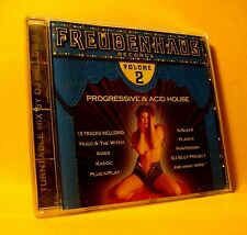 NEW CD Freudenhaus Volume 2 Compilation 15TR 1996 Progressive & Acid House