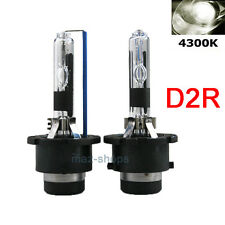 AC HID Xenon Headlight Replacement Bulbs 4300k D2R For Mercedes Benz S500 1997