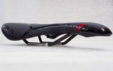 New Color RUBAR EMIRATES Road MTB Bike Saddle, Hard Black, 240g