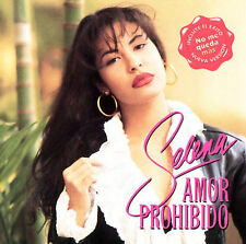 Amor Prohibido by Selena (CD, Mar-1994, EMI Music Distribution)