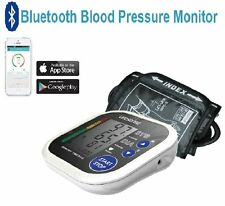 Bluetooth Digital Blood Pressure Monitor Automatic Upper Arm Brand New