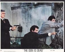 Anthony Quinn Frederic Forrest The Don Is Dead 1973 original movie photo 19481