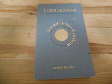 Satire Douglas Adams - Der tiefere Sinn des Labenz (312pg) ROGNER BERNHARD