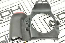 Nikon D800 Front Cover With Rubber Replacement Repair Part DH7014