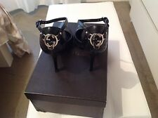 Chaussures Gucci Cuir Noires 36,5