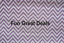 Kittrich Chevron Purple Zig Zag Design Contact Paper Shelf Liner Kitchen Arts