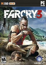 Far Cry 3 III PC Brand New Factory Sealed USA Version
