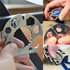 EDC Multi Tools Screwdriver Hex Wrenches Bottle Opener Rope Cutter For Camping J