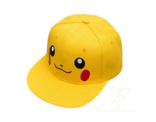 UK SELLER Pokemon Go Baseball Cap Pikachu Unisex Hat Adjustable Size