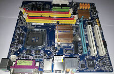 Gigabyte G31 Motherboard Support Socket LGA 775 RAM DDR2 (Excellent Condition)