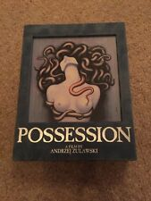 Possession By Andrzej Zulawski Blu Ray DELUXE EDITION Rare Horror Gore