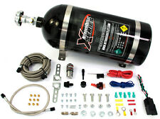X-Series Dry Single Nozzle Nitrous System Inludes 10lb nitrous bottle