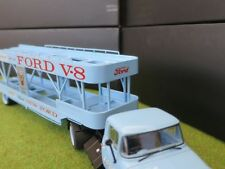 Armco Ford 1956 F600 Ford V8 in rare Ford Livery 1:43rd scale suit Trax Spark