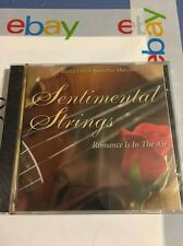 NEW  Sentimental Strings Cd, Romance Is in the Air! World's Most Beautiful Melod