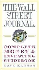 The Wall Street Journal Complete Money and Investing Guidebook The Wall Street