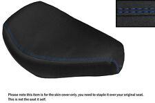 GRIP VINYL R BLUE DS ST CUSTOM FITS AJS REGAL RAPTOR DD 250 E FRONT SEAT COVER