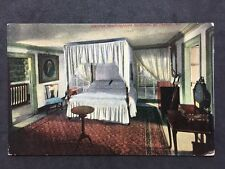 RP Vintage Postcard - USA - #26 George Washington's Bedroom Mt Vernon VA
