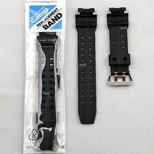 ORIGINAL CASIO G-SHOCK REPLACEMENT BAND STRAP, G-9200-1 GW-9200-1, BLACK MATTE