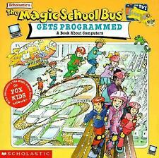 The Magic School Bus Gets Programmed-ExLibrary