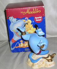 Disney Aladdin the Genie Music Box by Schmid ORIGINAL BOX