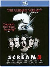Scream 3 (Blu-ray, 2011)