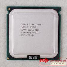 Intel Xeon X5460 CPU (BX80574X5460A) LGA 771 SLANP 3.16 GHz/2M/1333 Free ship