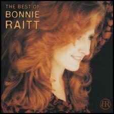 BONNIE RAITT - THE BEST OF ~ 18 Track BLUES CD Album ~ GREATEST HITS *NEW*