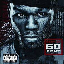 50 CENT THE BEST OF CD (GREATEST HITS) - NEW RELEASE MARCH 2017