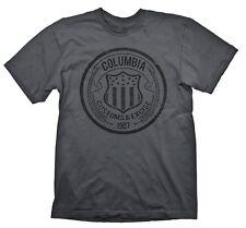 T-Shirt Bioshock Infinite Columbia Size M - New